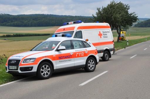 Transport sanitaire : que choisir entre une ambulance et un VSL ?