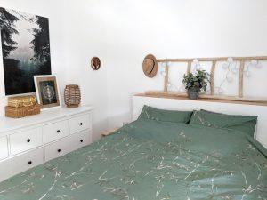 une belle chambre à coucher