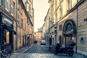 Villes de France;Aix en provence