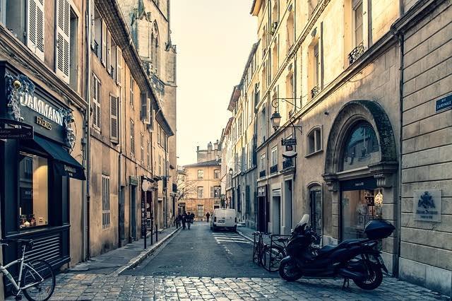 Fonctionnement d'une ville de France
