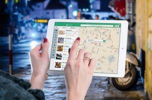 Guide de ville consultable en ligne