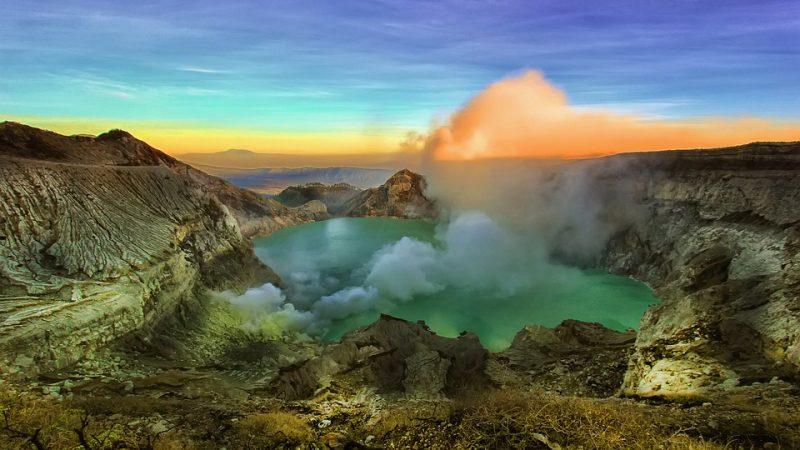 Vacances en Indonésie : ce qu'il ne faudrait pas manquer