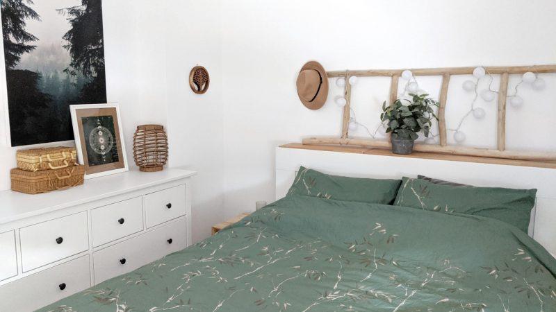 Dans quelles couleurs peindre les murs de la chambre à coucher ?