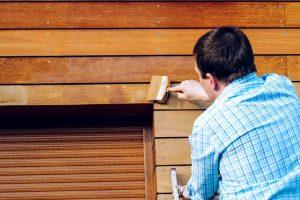 peinture pour bois extérieur
